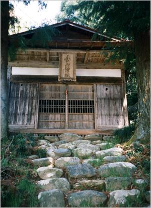 秩父市 白山神社