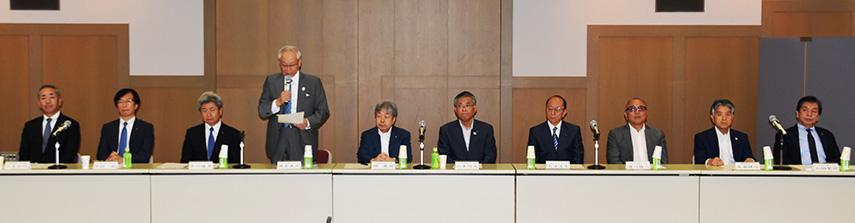 No.059 控除対象外消費税問題解消の仕組みを提言 三師会、四病協が合同 ...